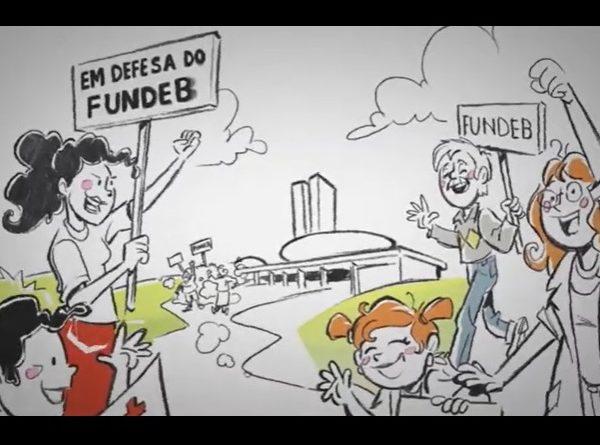 Vídeo explica a importância do novo Fundeb permanente e com mais recursos da União