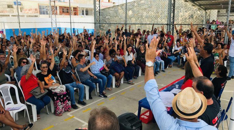 Educação do Jaboatão dos Guararapes decreta GREVE DA CATEGORIA